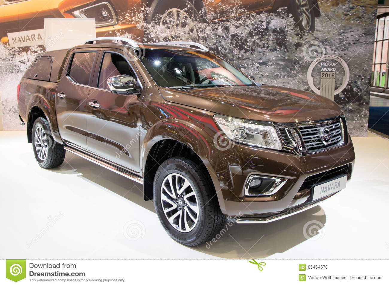 nissan navara 2016 np300 image ditorial image 65464570. Black Bedroom Furniture Sets. Home Design Ideas