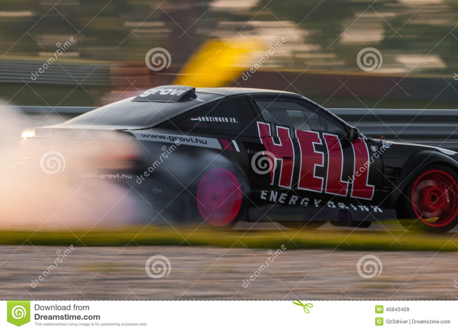 Nissan Silvia drift car
