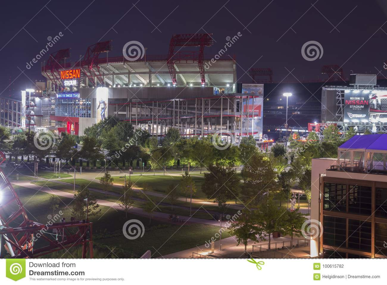 Nissan Stadium Is A Multi Purpose Stadium In Nashville, Tennessee, United  States, Owned By The Metropolitan Government Of Nashville And Davidson  County.