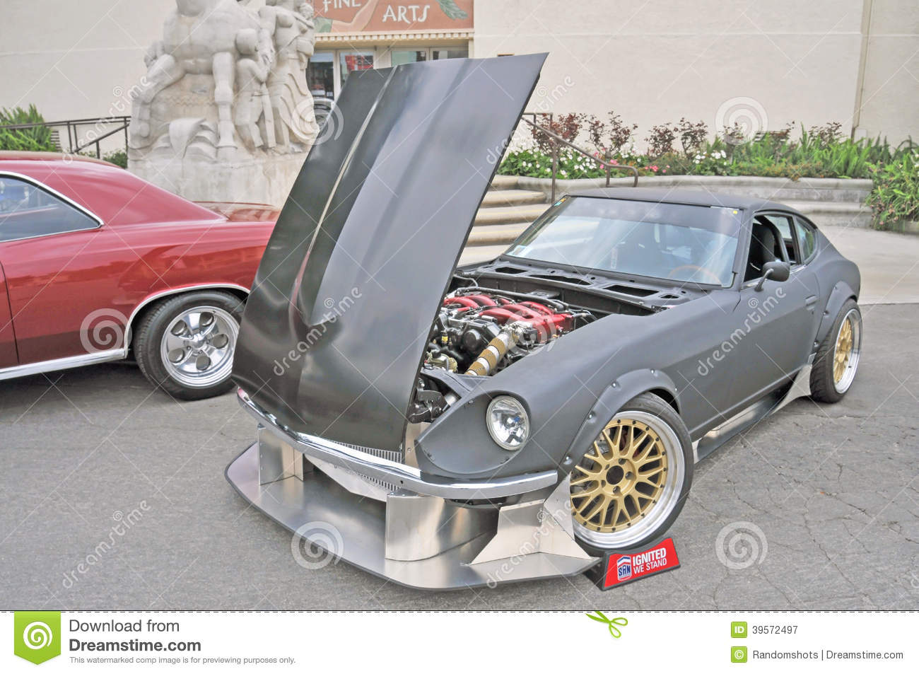 Nissan 240z Photographie 233 Ditorial Image 39572497
