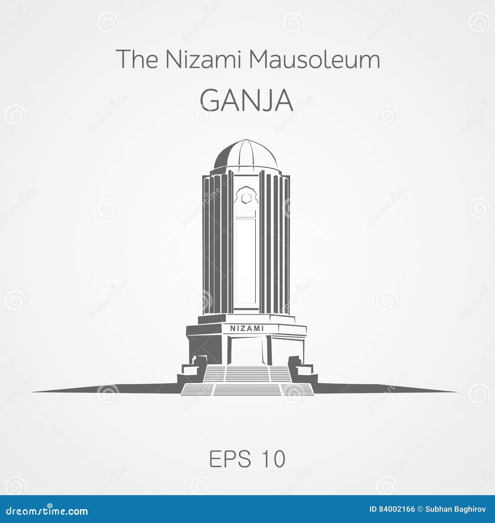 Nizami mausoleum Ganja _