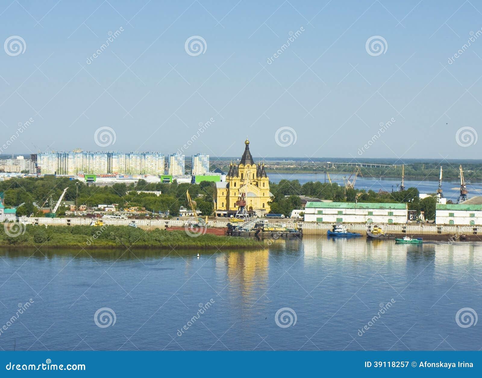 Nizhniy Novgorod, Rusland