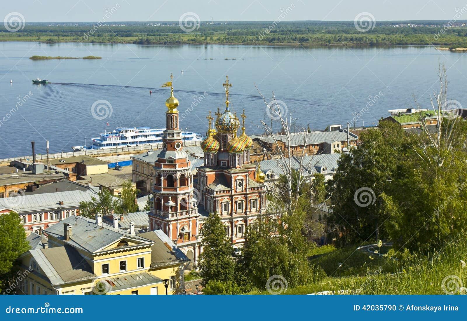 Nizhniy Novgorod, Stroganovskaya kościół