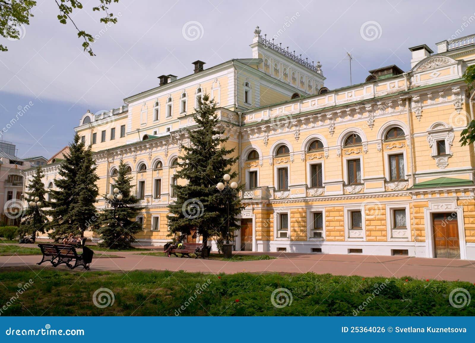 Nizhny θέατρο novgorod δράματος