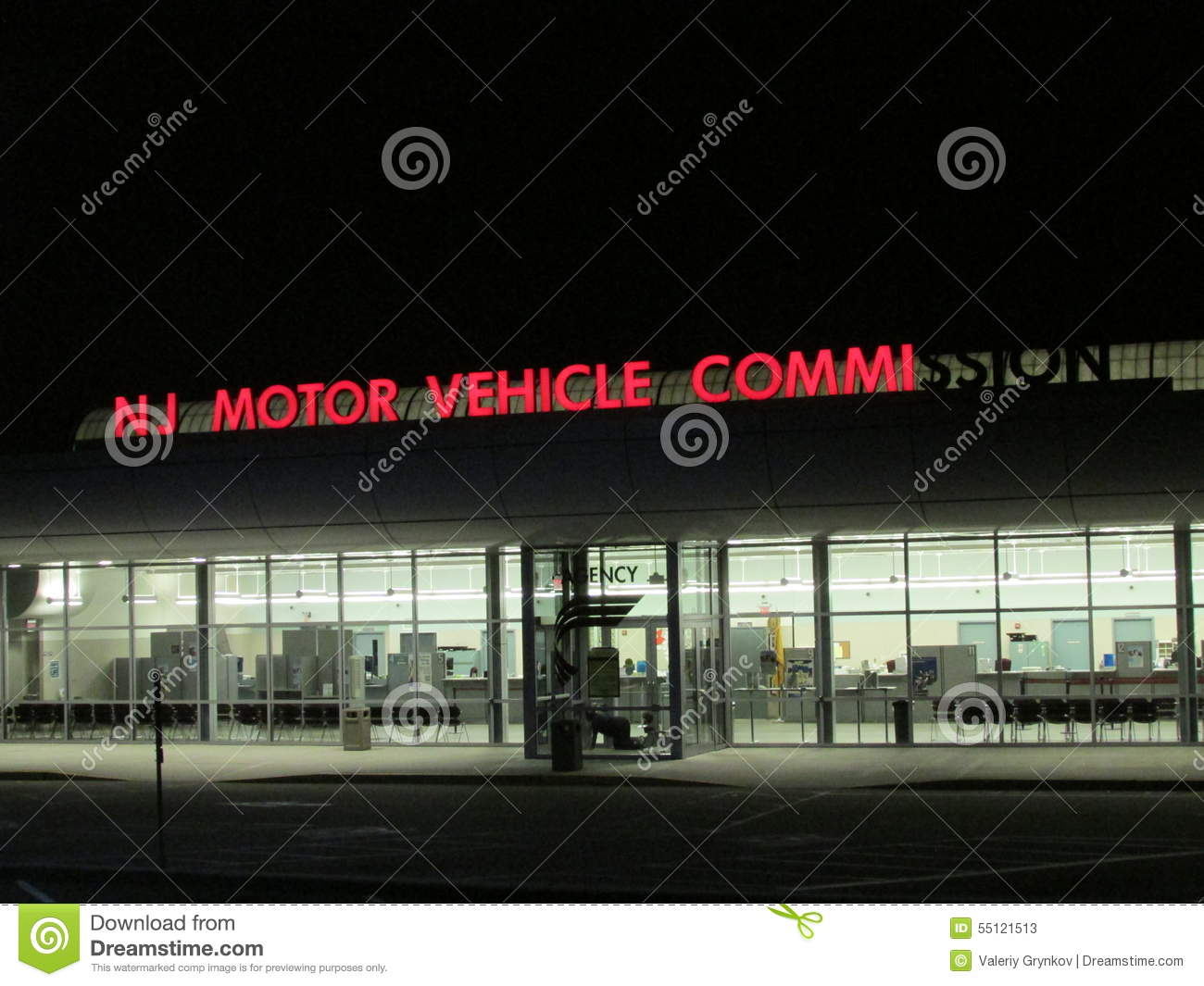 Abstract nj dmv for Motor and vehicle nj