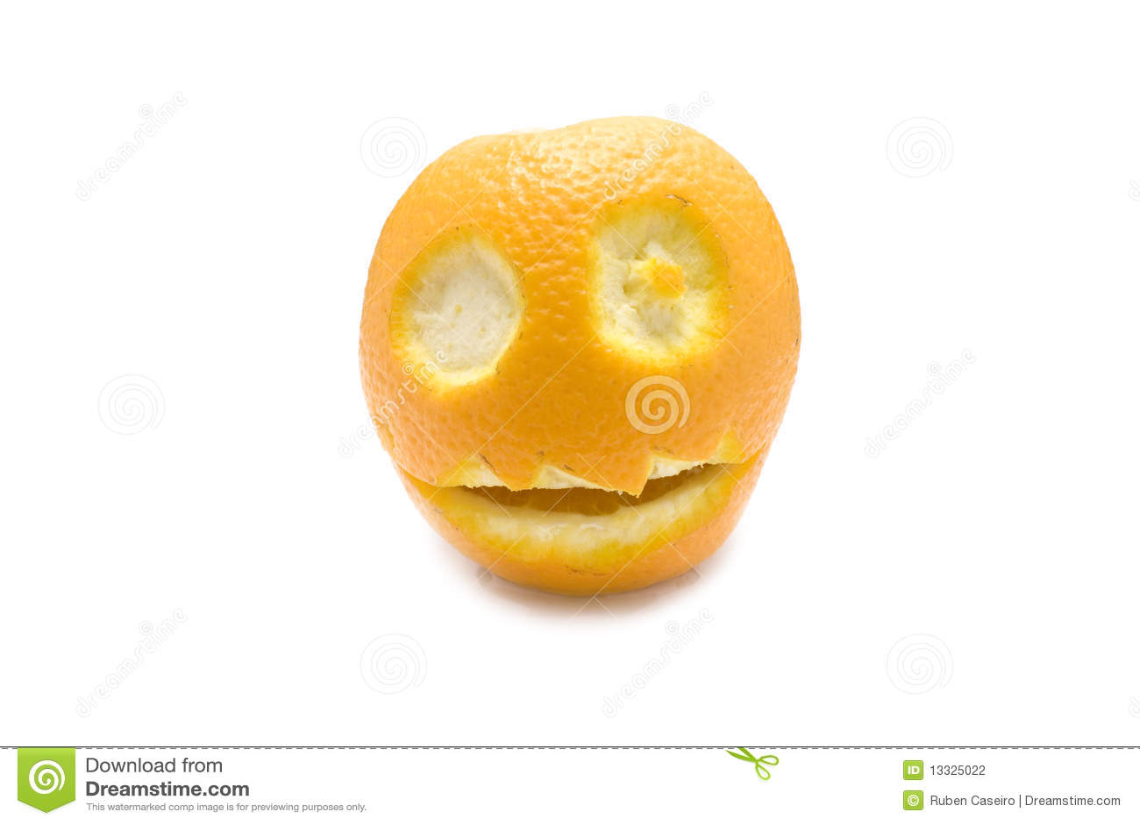 Nożowa pomarańcze