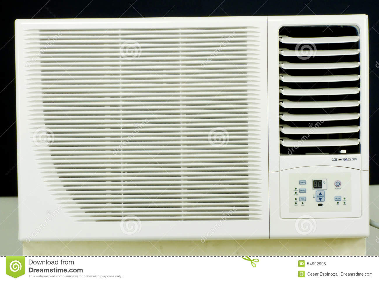 No brand windows air conditioner stock photo image 54992995 for Brand windows