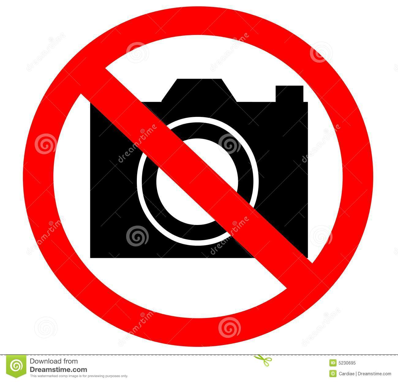 no camera prohibited banned forbidden royalty free stock photo image 5230695 film strip clip art picture frame film strip clip art images