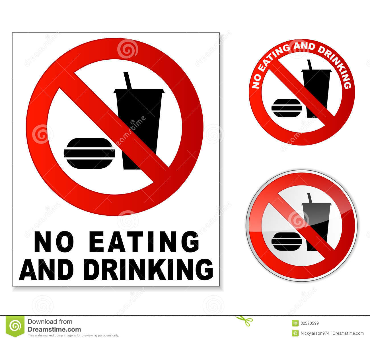 Что такое eating prohibitted 9 фотография