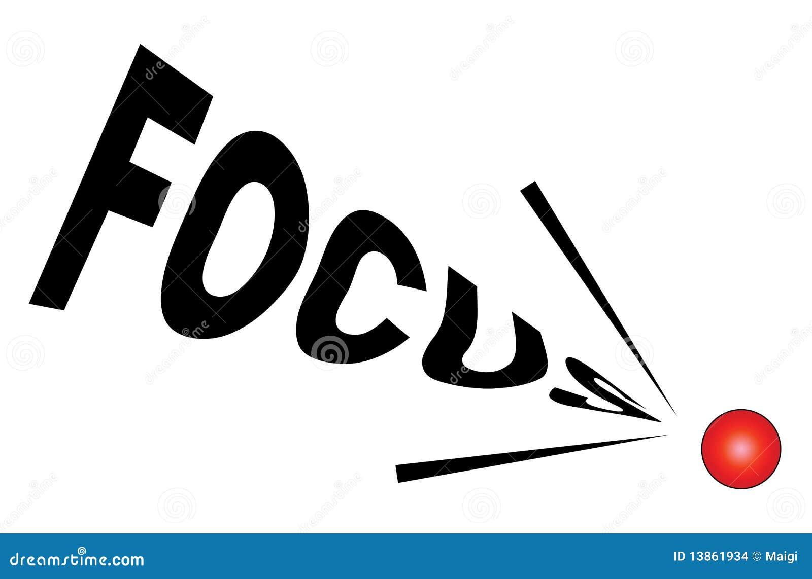 No foco