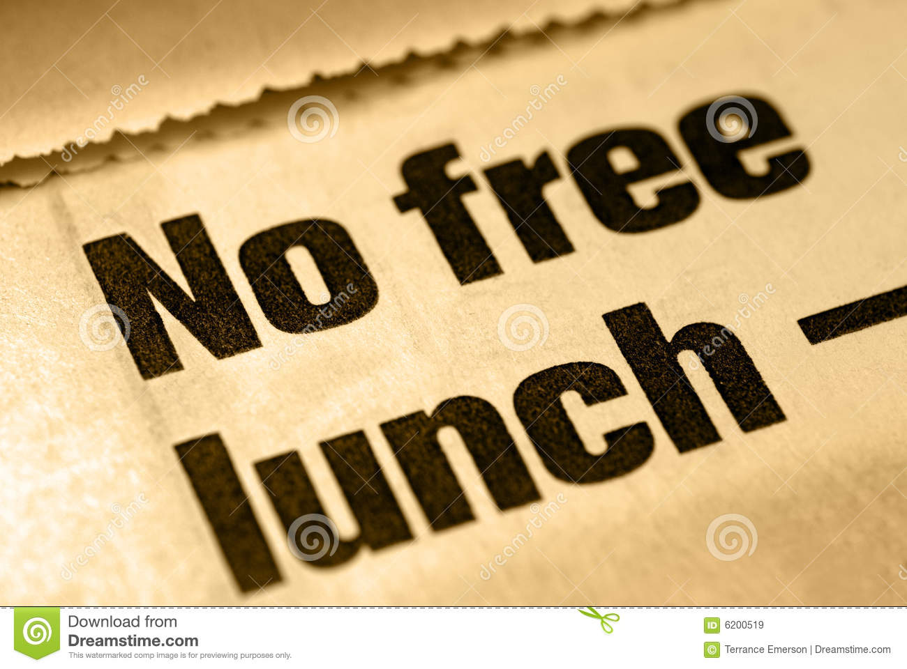Stock options are not a free lunch