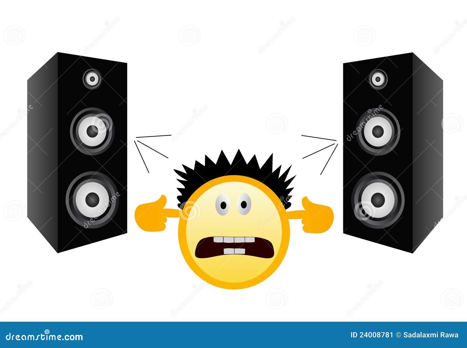 No Loud Music Stock Image - Image: 24008781