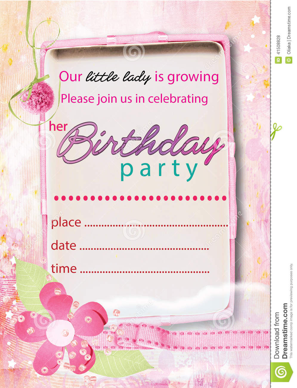 Free Birthday Invite Templates was awesome invitation example