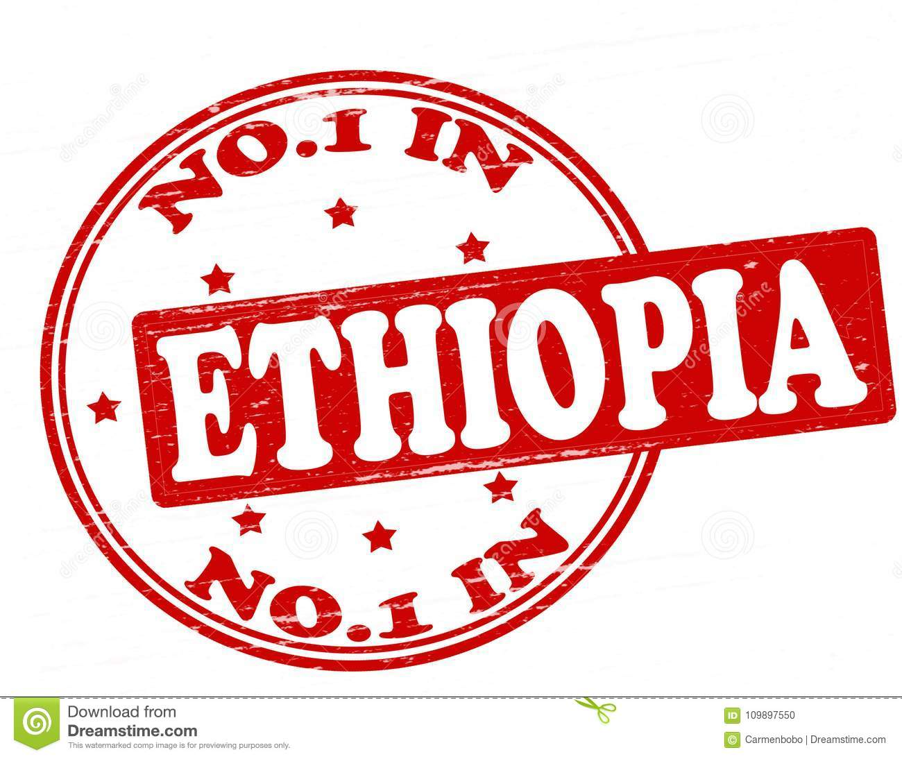 No one in Ethiopia