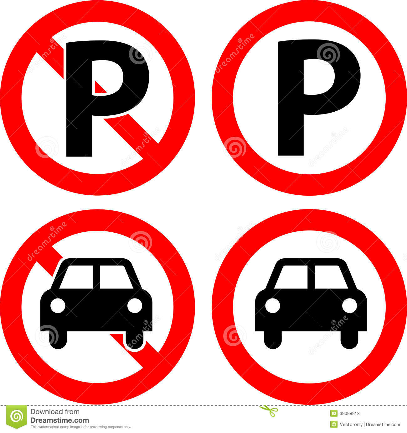 no-parking-illustrations-icons-39098918.