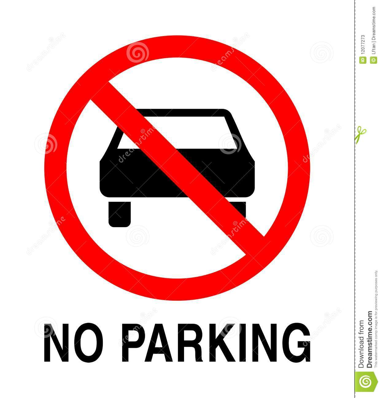 No Parking Sign Stock Photos, Images, & Pictures - 1,725 Images
