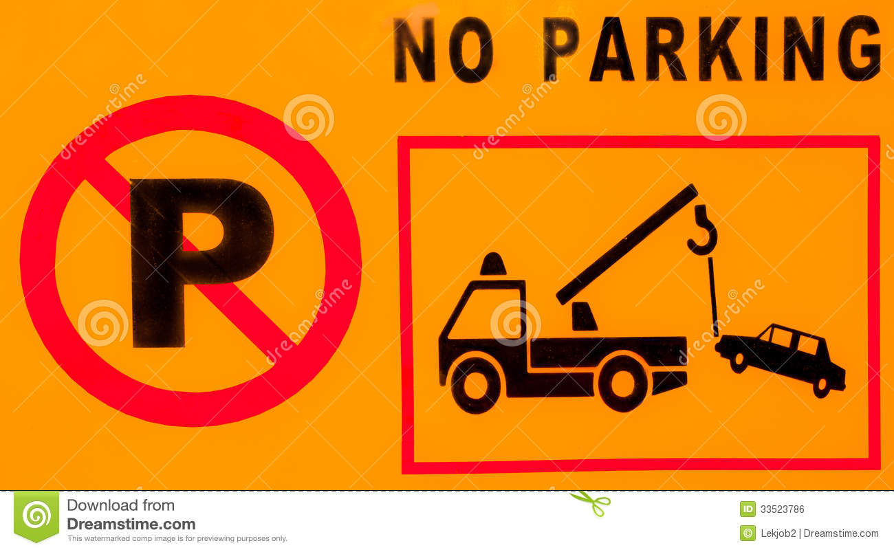 no parking sign royalty free stock image image 33523786 tow truck clip art png pic tow truck clip art jpg