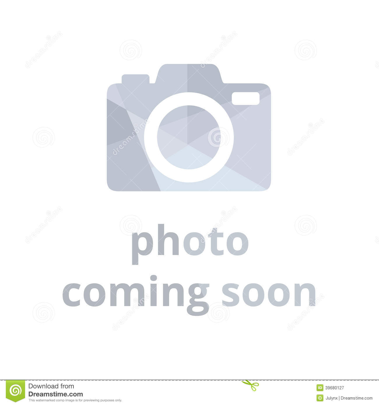 No photo available or missing image stock vector image 39680127