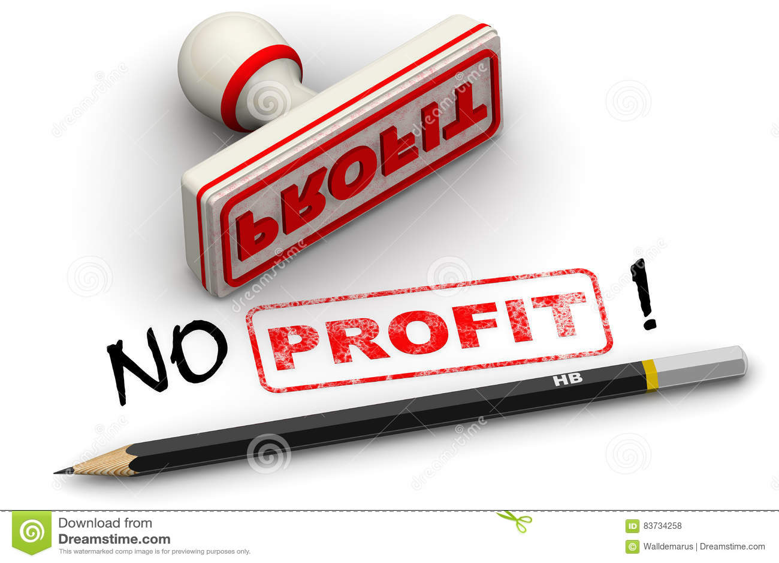 No profit! Corrected seal impression