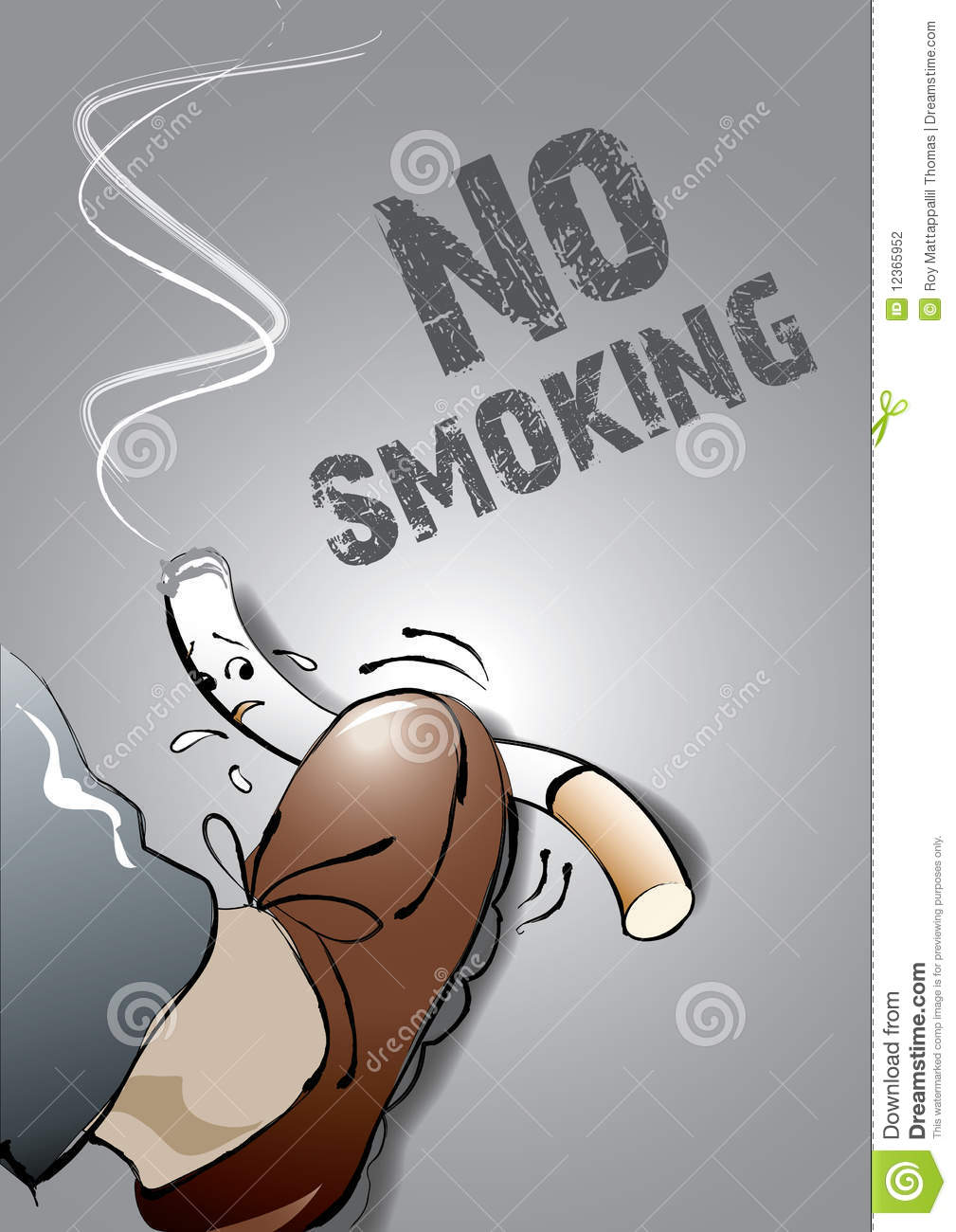 About anti smoking think, that