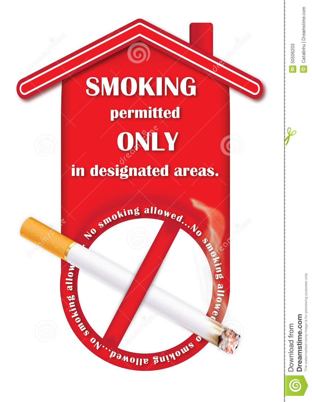 It is an image of Irresistible No Smoking Sign Printable