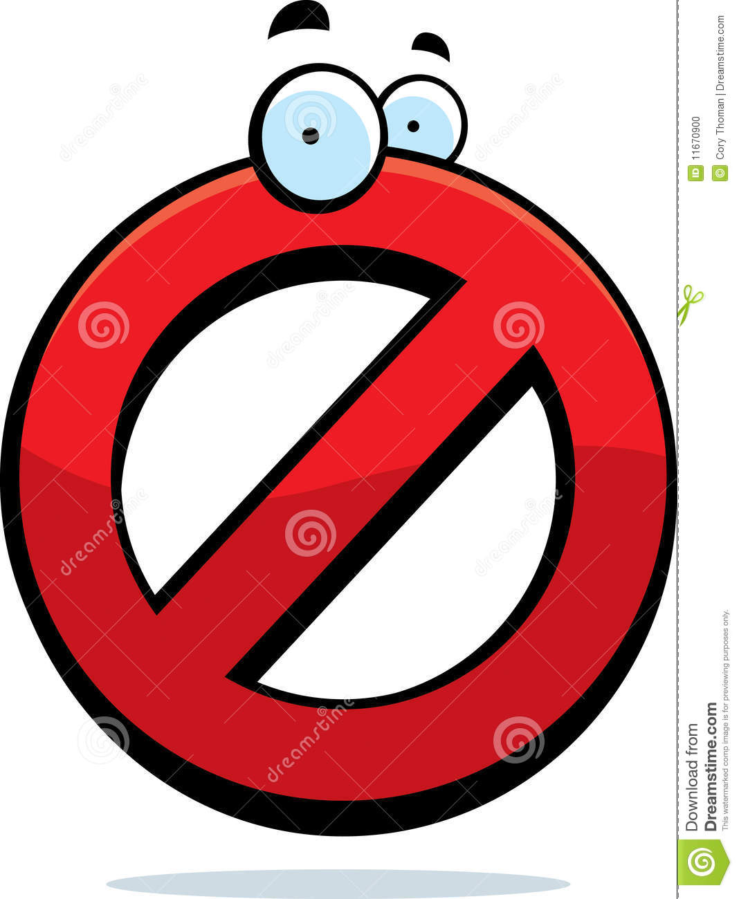 No Symbol Stock Photo - Image: 11670900