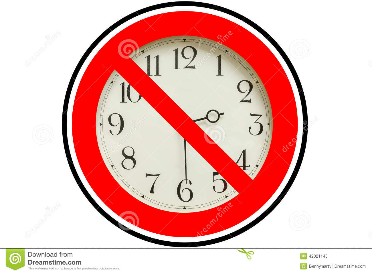 stop the time stock photo image 42021145