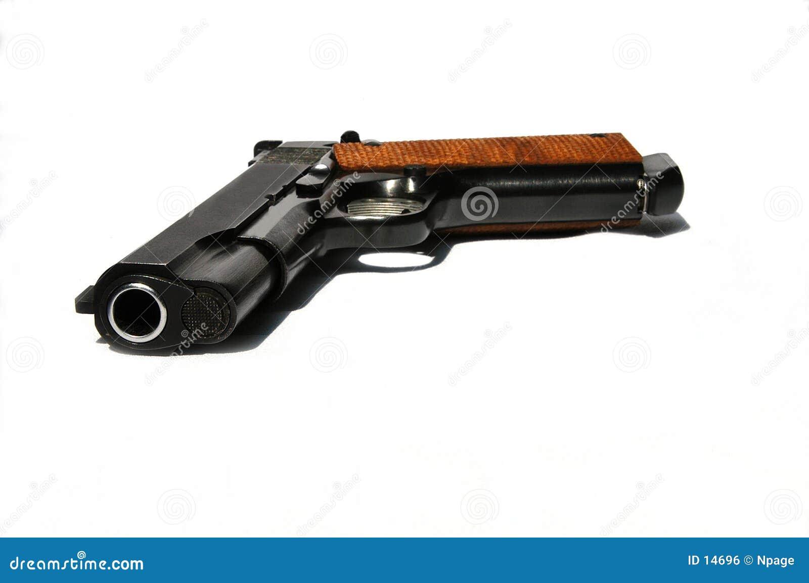 No3 della pistola
