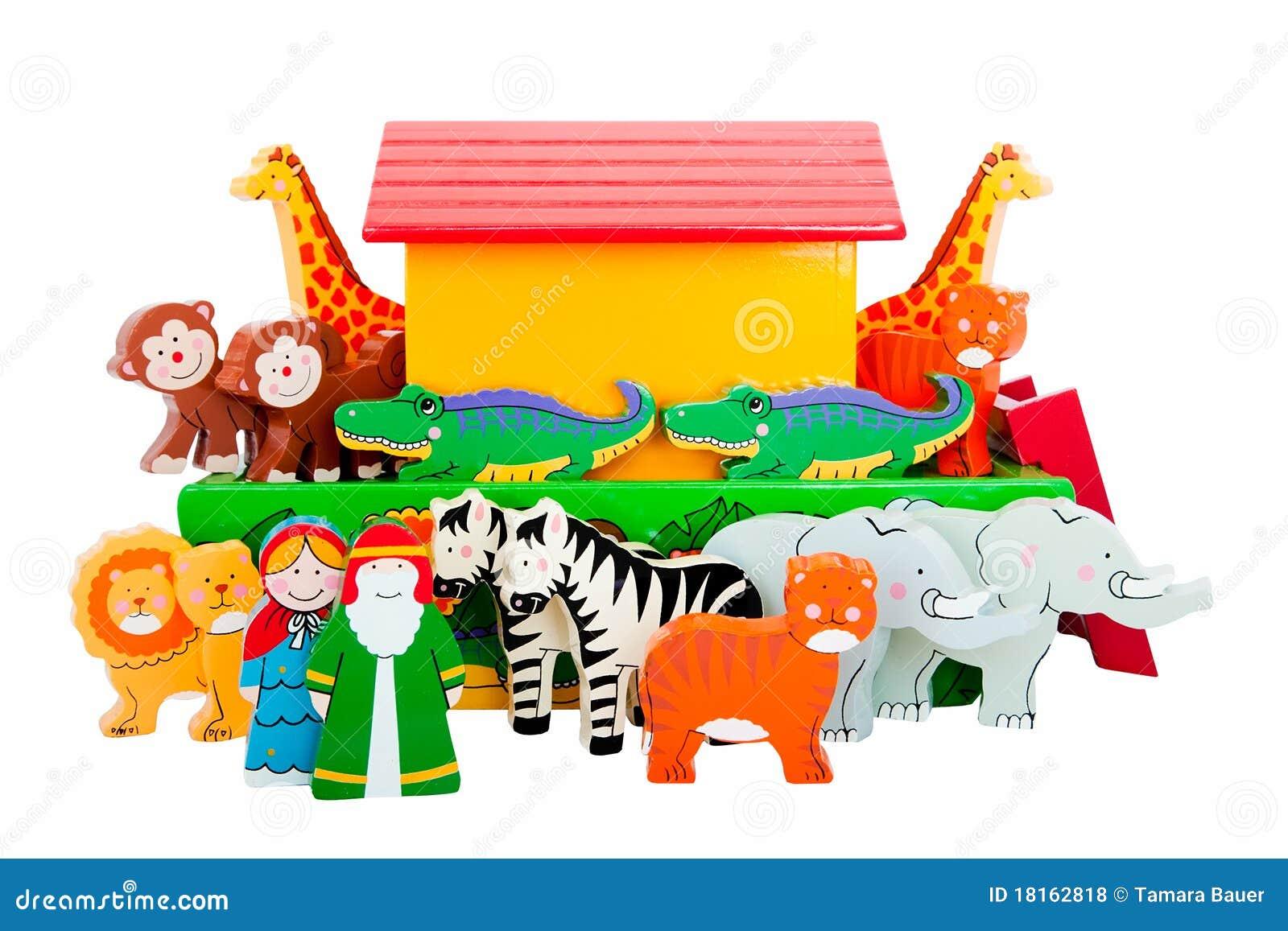 Noah Bak en dieren