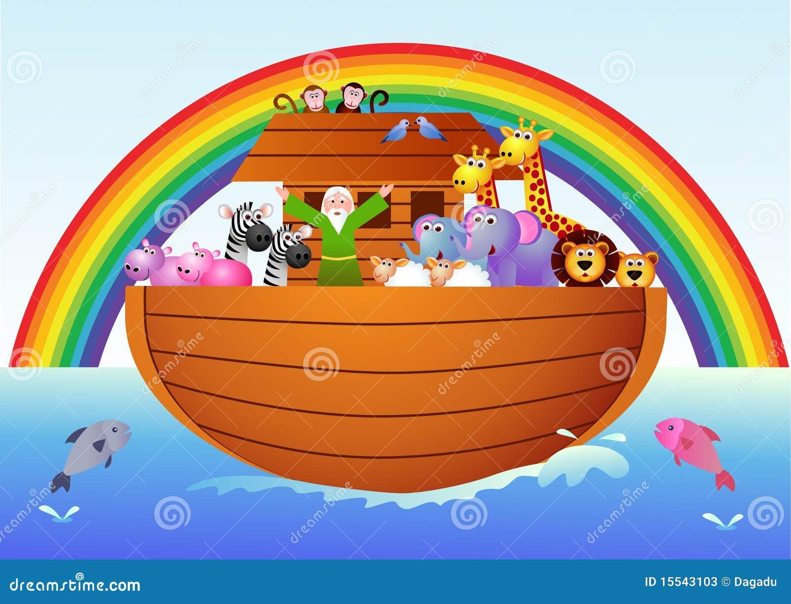 Stock Photo: Noah's Ark. Image: