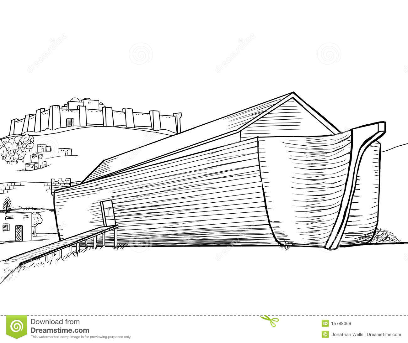 noah u0027s ark coloring pages printable image information