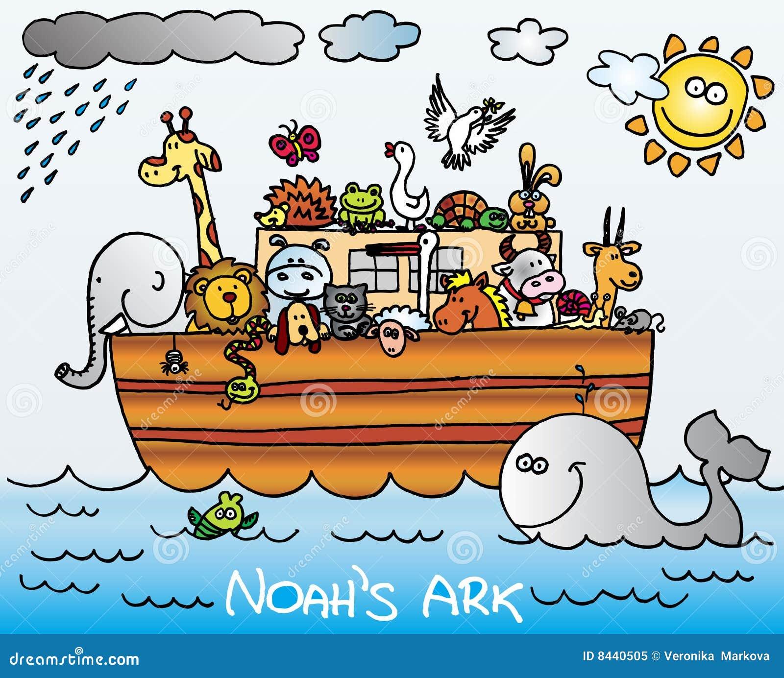 noahs arche lizenzfreies stockfoto bild 8440505. Black Bedroom Furniture Sets. Home Design Ideas