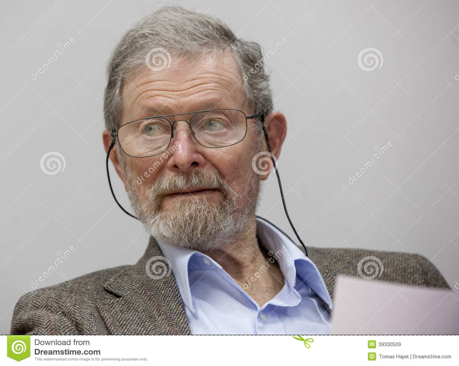 Nobel laureate professor Dr. George E. Smith