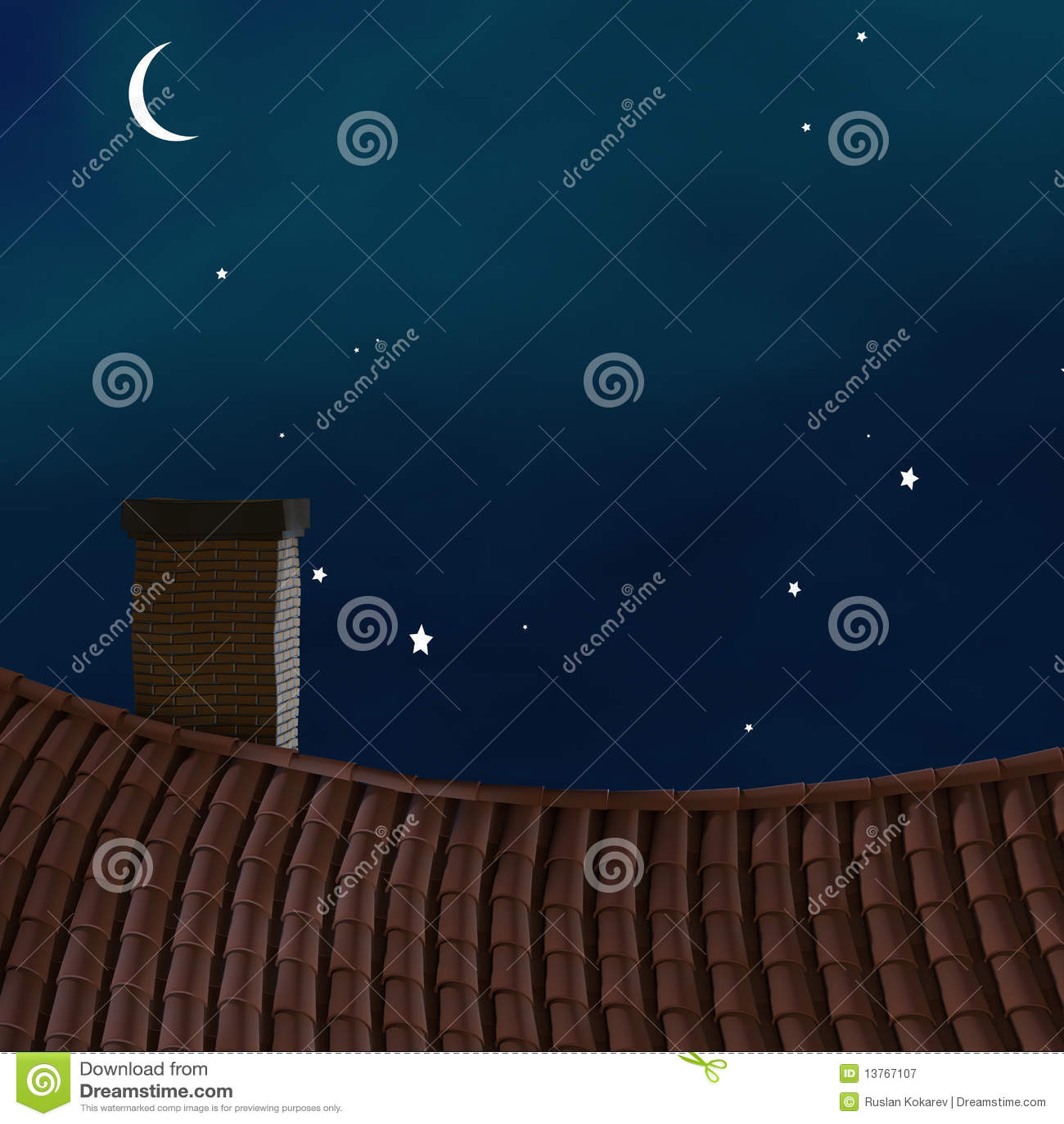 Noc dach