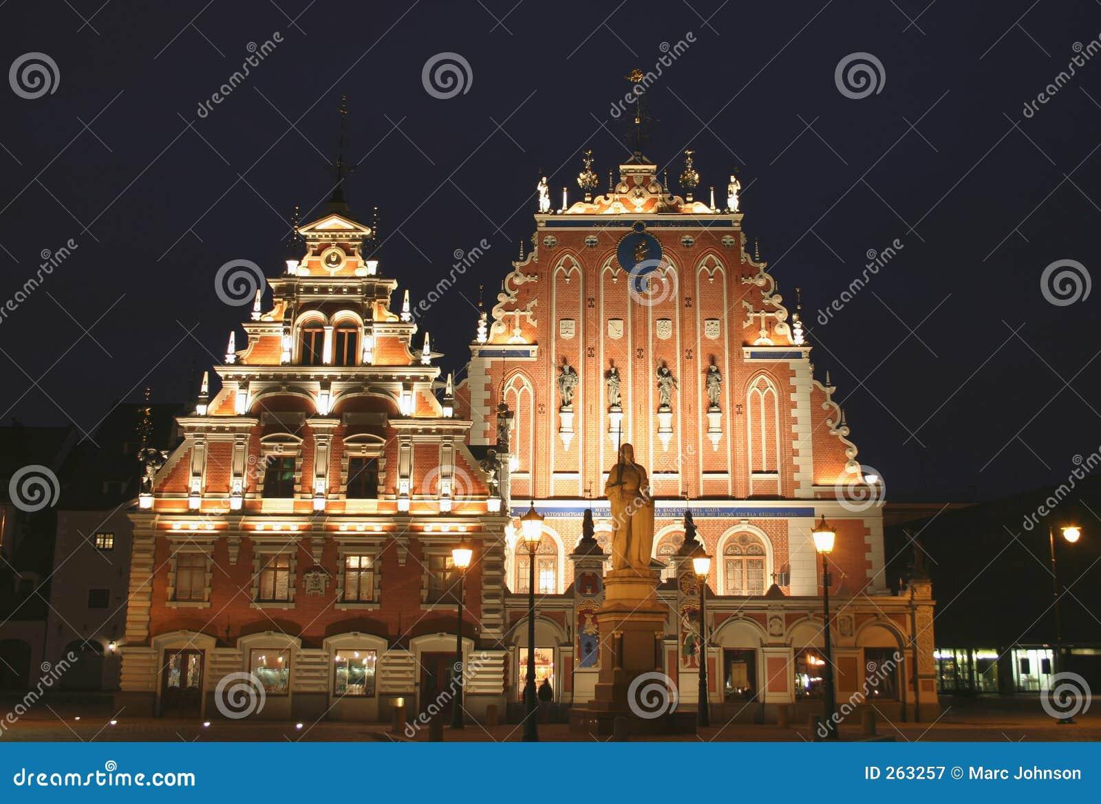 Noc Riga