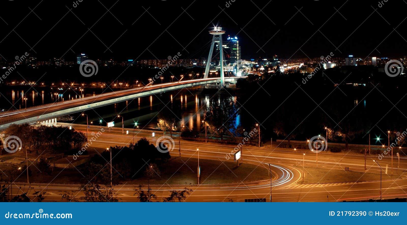Noche Bratislava