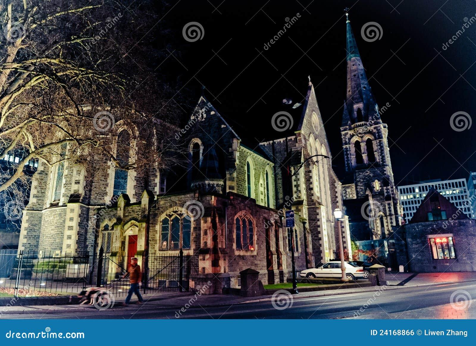 Noche de Christchurch