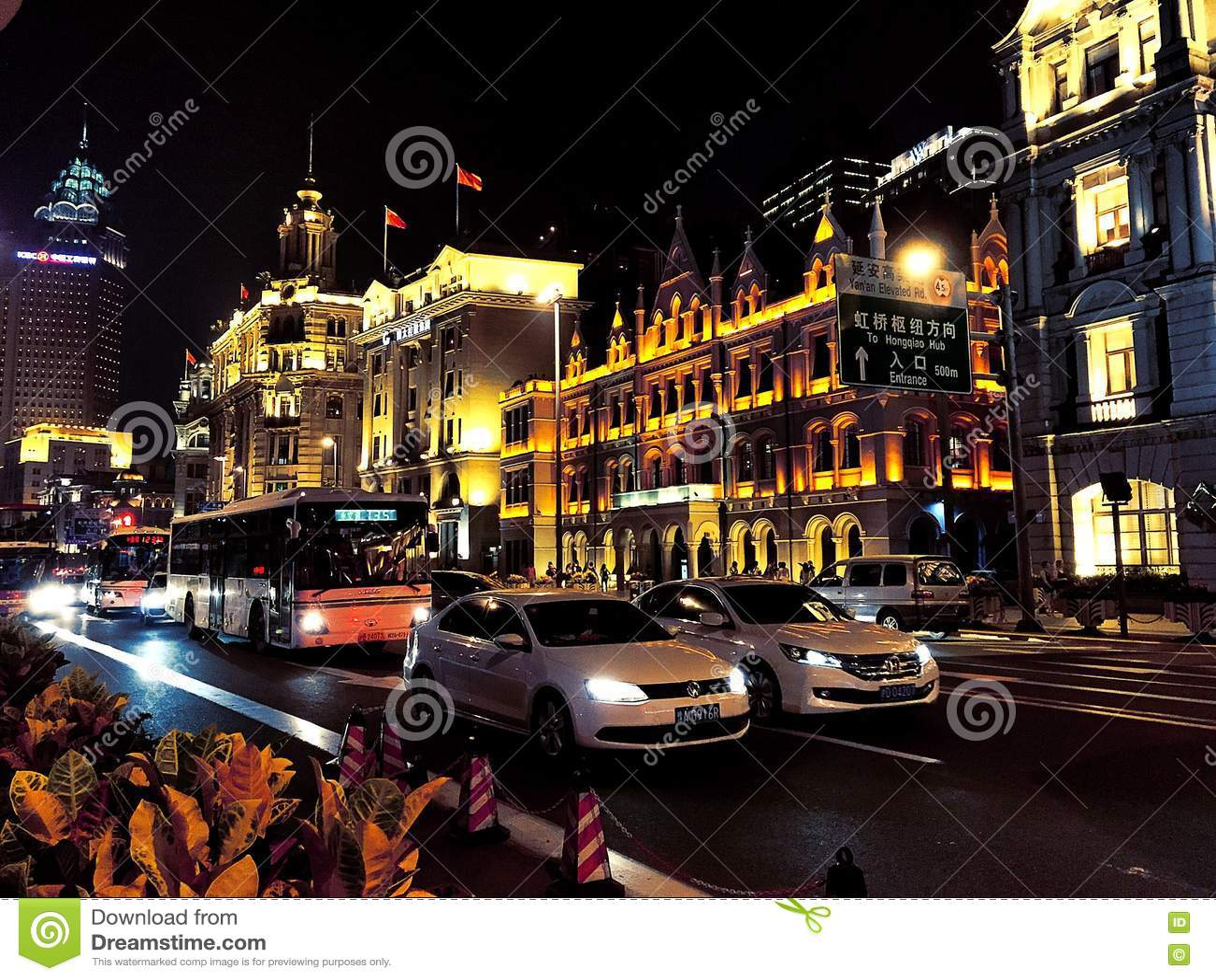 Noche de Shangai