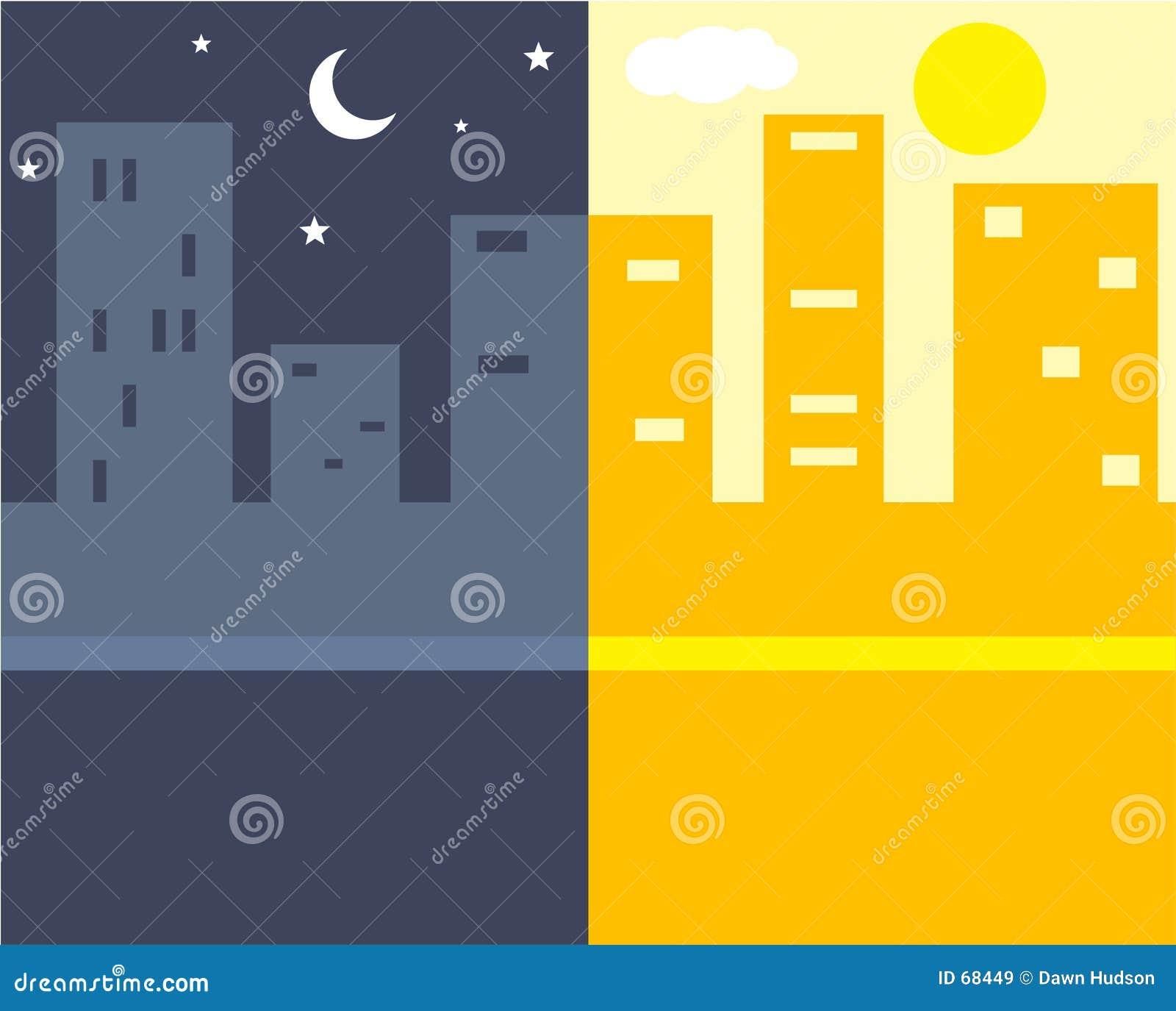 Noche y día
