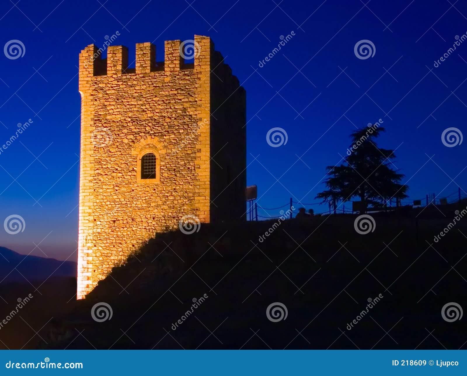 Nocy pradawnych wieży