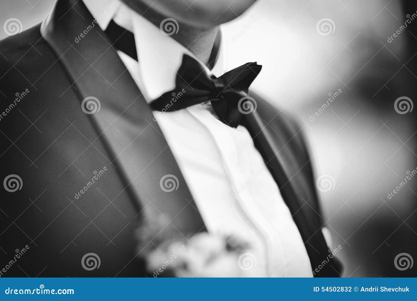 Noeud papillon de mariage