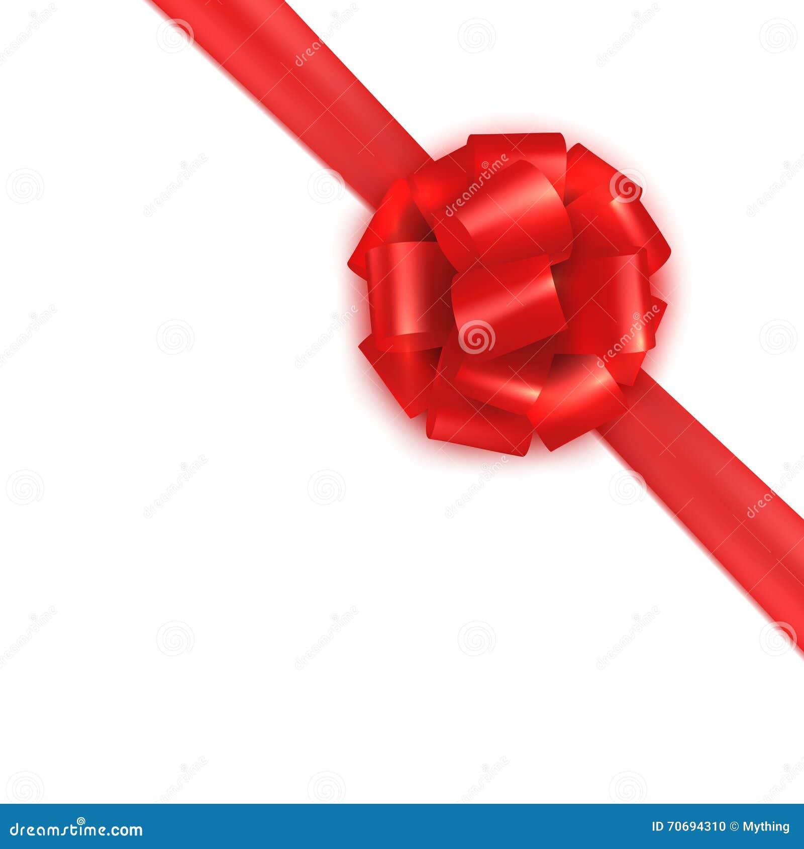 noeud papillon en soie de satin d 39 emballage cadeau r aliste rouge concevez le calibre pour le. Black Bedroom Furniture Sets. Home Design Ideas