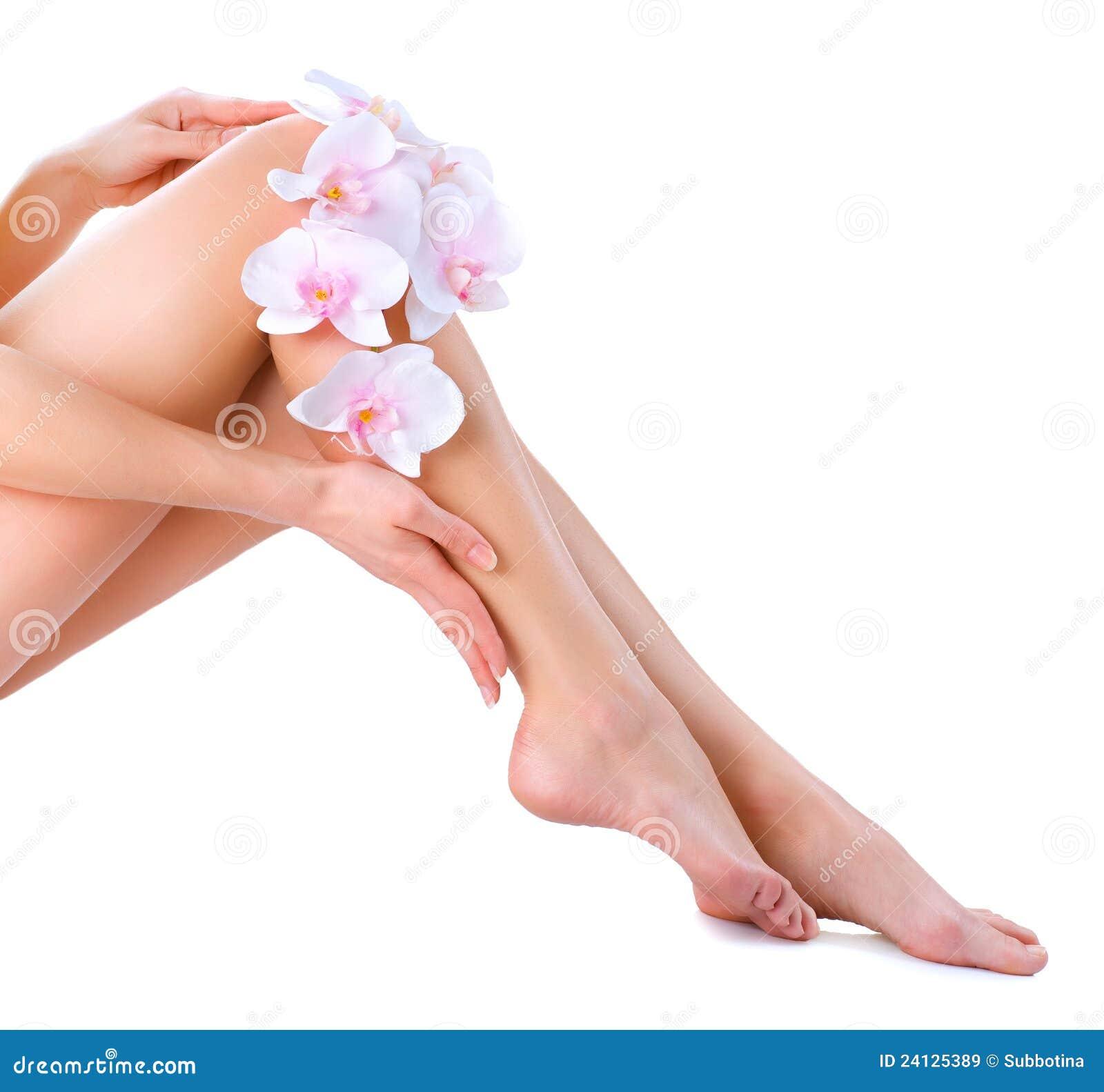 Noga zdrowy zdrój