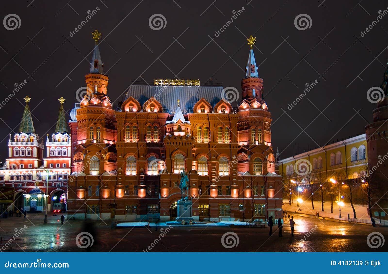 Noite Moscovo