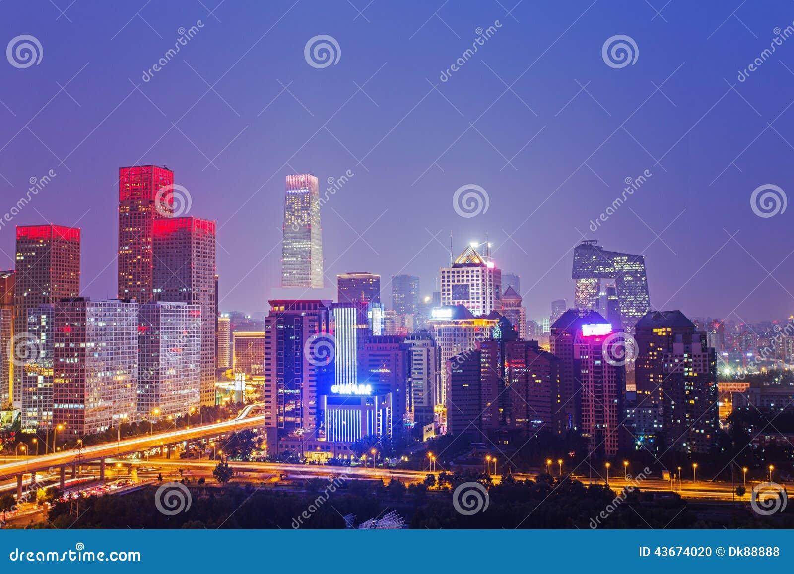 Noite no Pequim