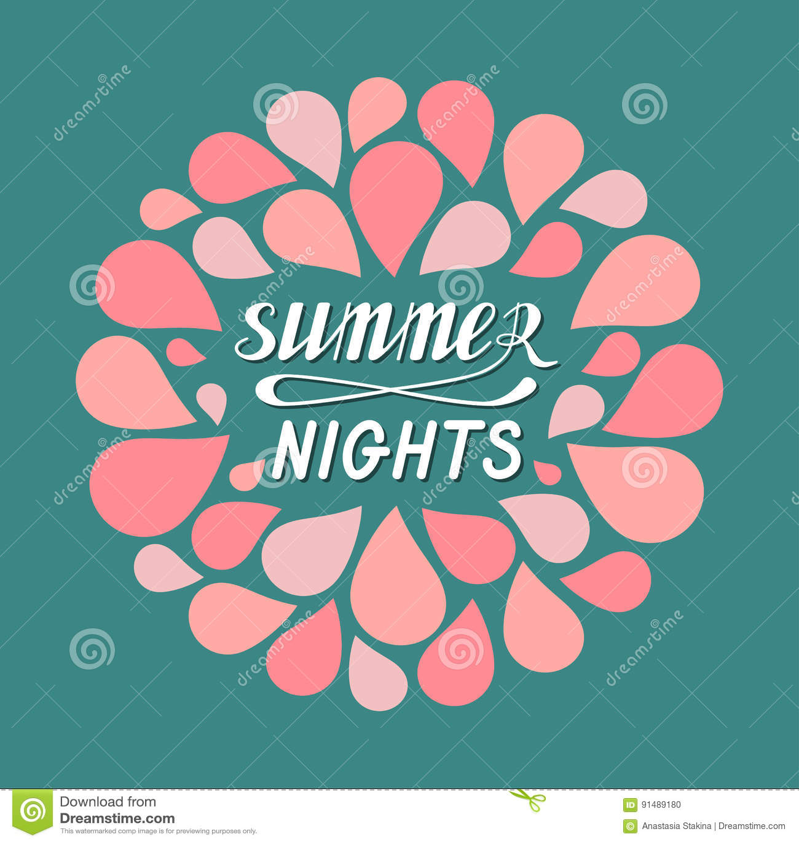 Noites de verão quentes