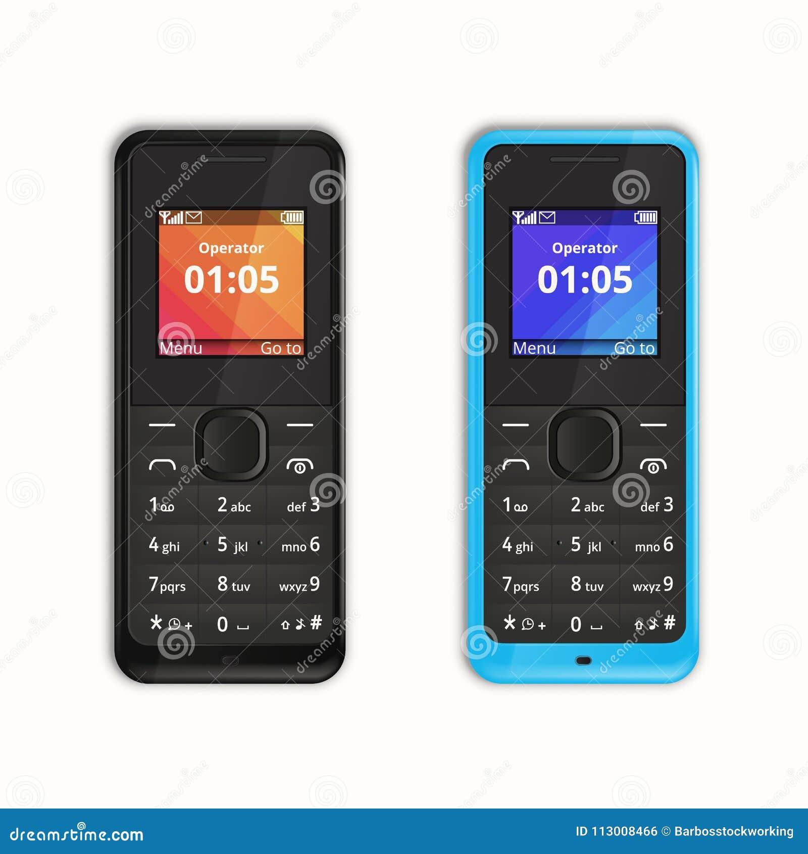 Nokia 105 2013 lanzados
