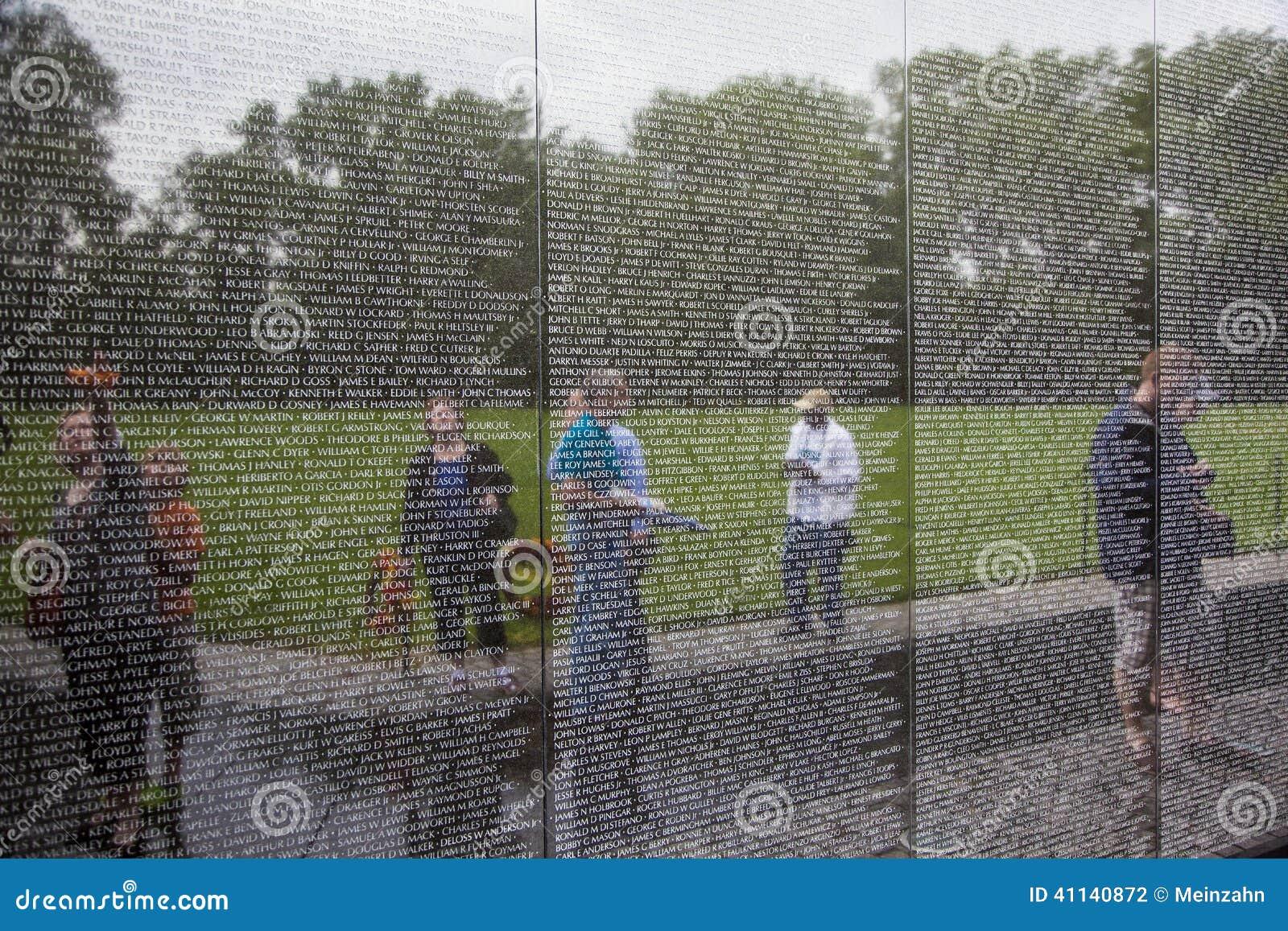 Nombres de las muertes de la guerra de Vietnam en