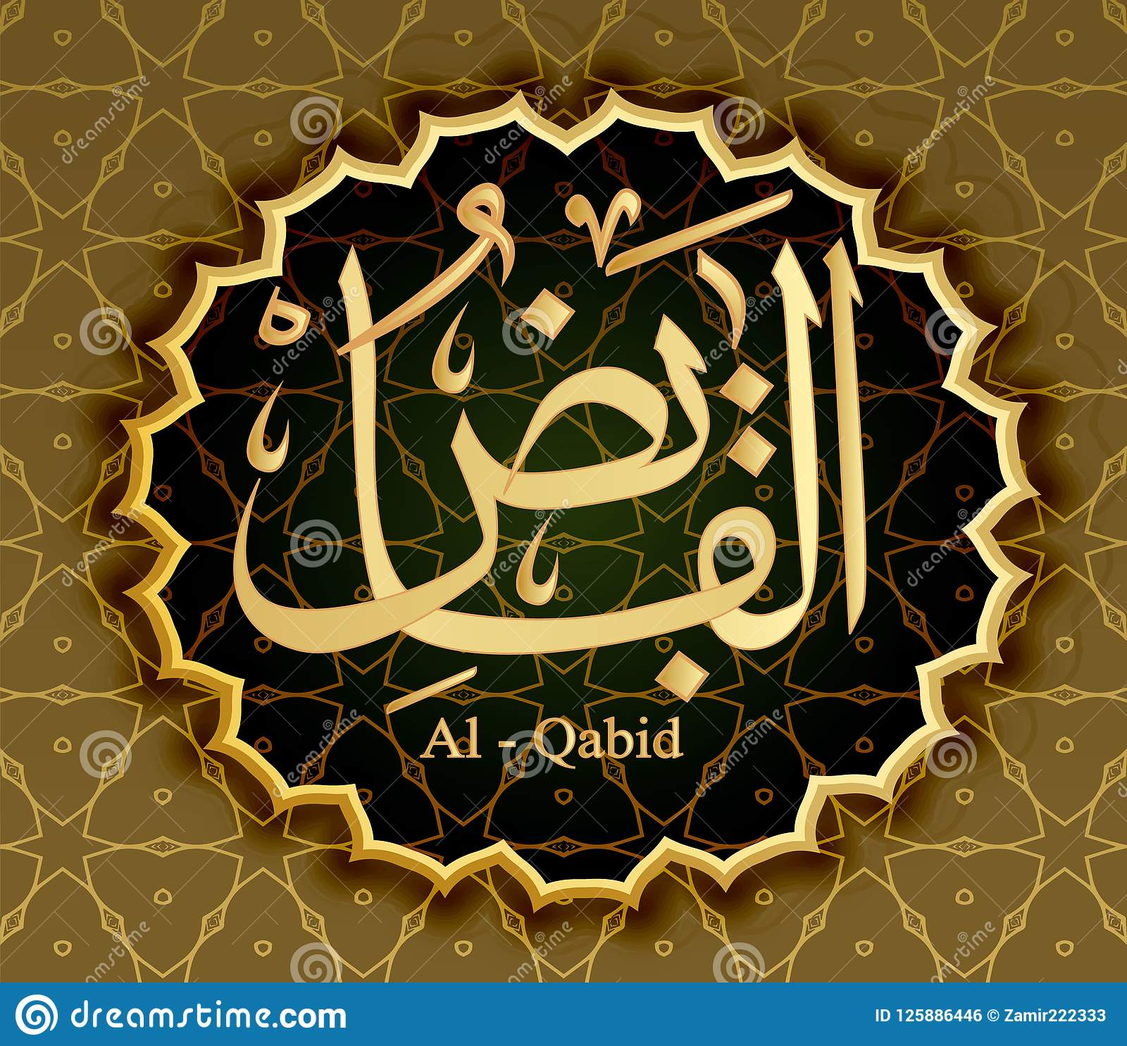 Nomi di Al-Kabid di Allah che riducono limitazione