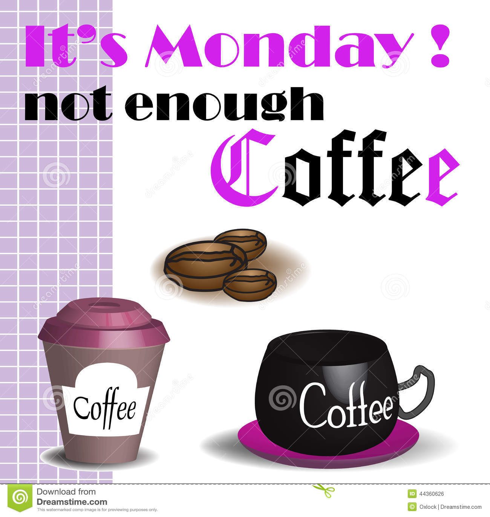 Non abbastanza caffè